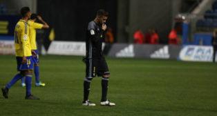 Cifuentes desolado tras la derrota
