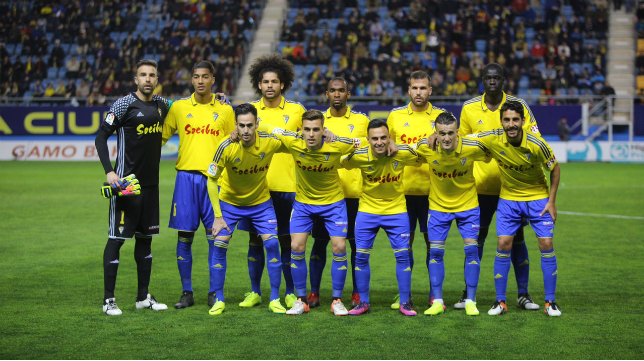 El Cádiz CF está completando una gran temporada.