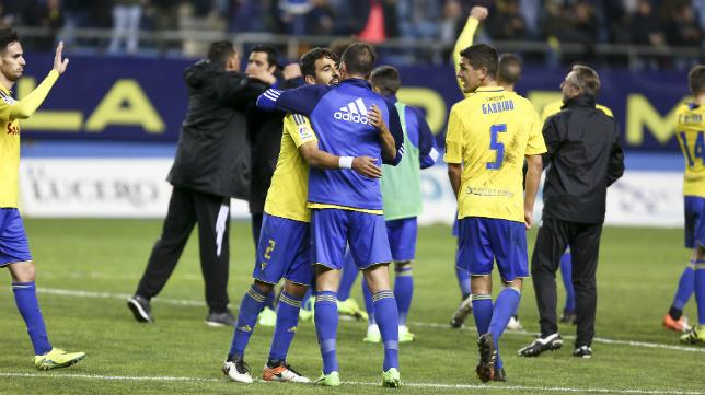 El Cadiz CF está completando una temporada de ensueño.