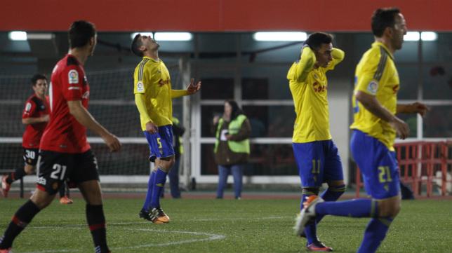 El Cádiz CF sumó un punto en su visita al campo del Mallorca, equipo con el que también empató en la ida.