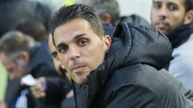 Roberto Perera, segundo técnico