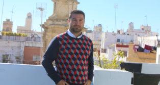 Juan Carlos Cordero, director deportivo del Cádiz CF.