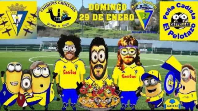 Jimena será el escenario del cuadrangular cadista de fútbol 7 este domingo.