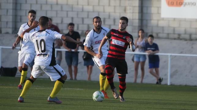 David Toro (Gerena) es pretendido por el Cádiz CF para su filial. Foto: Estadio Deportivo.