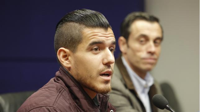 Josete permaneció tres años en el Cádiz CF.