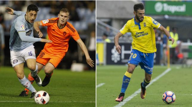 Lemos y Tyronne no jugarán en el Cádiz CF.