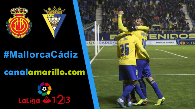 El Cádiz quiere seguir su racha en Mallorca