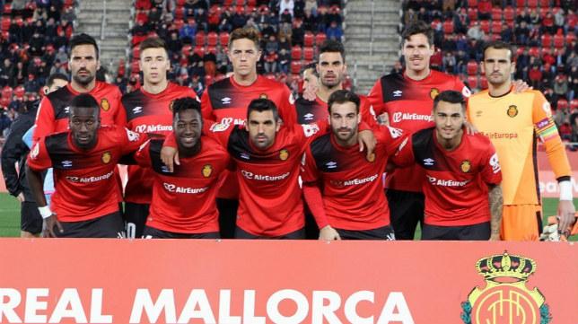 El Mallorca vuelve a luchar por la permanencia. Foto: RCDM.