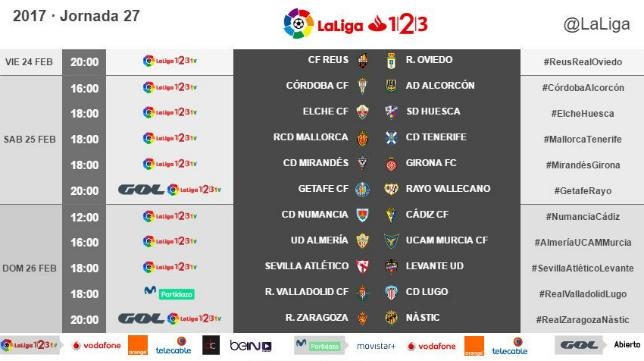 El Cádiz CF  jugará en Soria el domingo de Carnaval.
