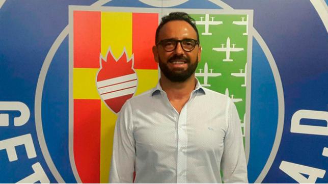 Pepe Bordalás, entrenador del Getafe.