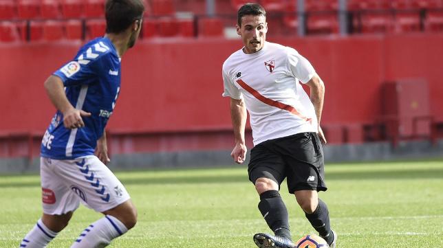 El Sevilla Atlético será un duro rival para el Cádiz CF
