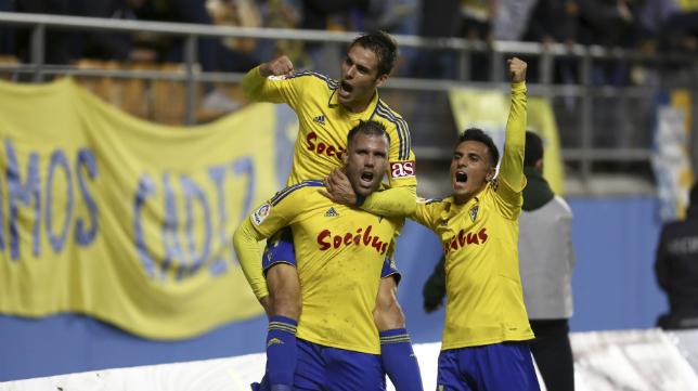 El Cádiz CF pasa por un gran momento.