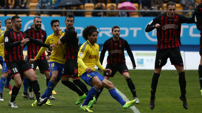 Aridane cuajó un gran partido.