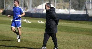 Cervera podrá contar con Ortuño este domingo tras una semana siendo duda.
