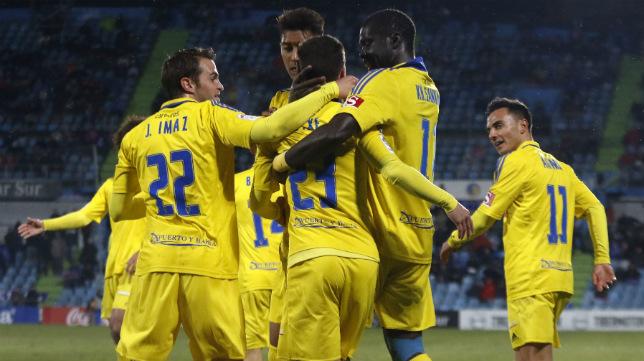 Pese a la derrota, el Cádiz CF dio la talla en Getafe.
