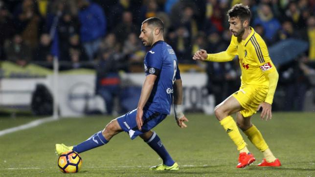 El Getafe es uno de los rivales directos del Cádiz CF esta temporada.