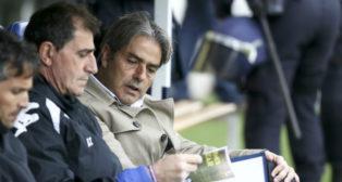 Natxo González, entrenador del Reus.