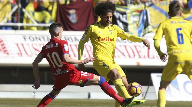 El Cádiz CF seguirá tercero al término de la jornada.