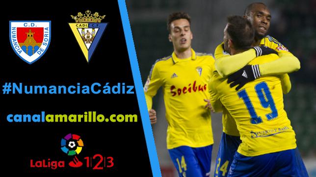 El Cádiz quiere volver a ganar en Los Pajaritos
