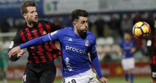 El Real Oviedo sacó un punto de Reus.