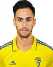 Rubén Cruz, jugador del Cádiz