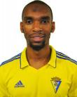 Abdullah, jugador del Cádiz CF.