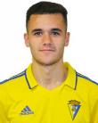 Aketxe, jugador del Cádiz CF.