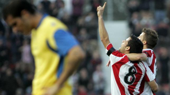 El Cádiz CF sucumbió en su última visita a Montilivi.