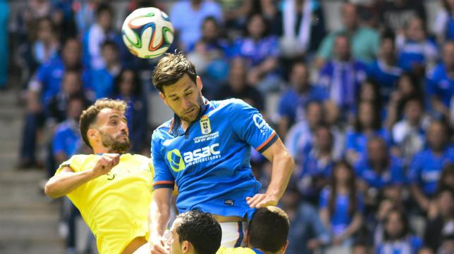 El último encuentro entre Cádiz CF y Oviedo disputado en el Nuevo Tartiere acabó con empate a un gol.