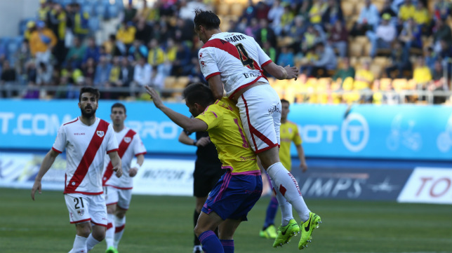 Ortuño volvió a trabajar una barbaridad aunque se quedó otra vez sin marcar.