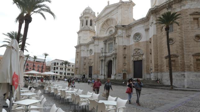 La plaza de la Catedral acogerá el acto.