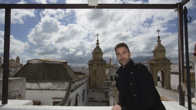 Alberto Cifuentes, cancerbero del Cádiz CF.
