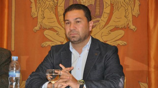 Juan Carlos Cordero en el Ateneo de Cádiz