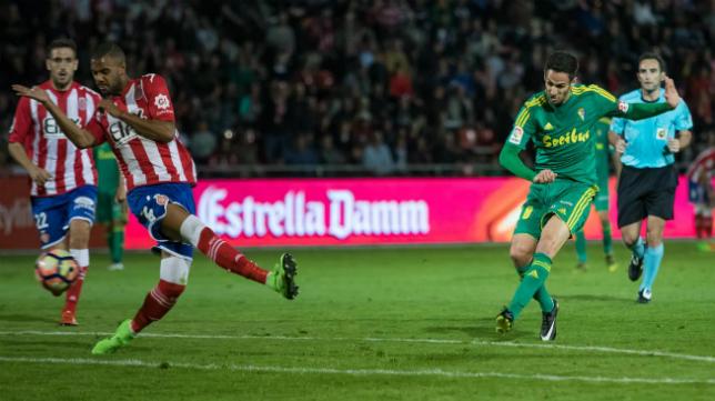 El Cádiz CF ganó en Montilivi al Girona.