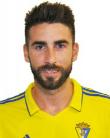 José Mari, jugador del Cádiz CF.