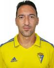 Migue, jugador del Cádiz CF.