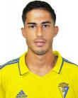 Nico Hidalgo, jugador del Cádiz CF.