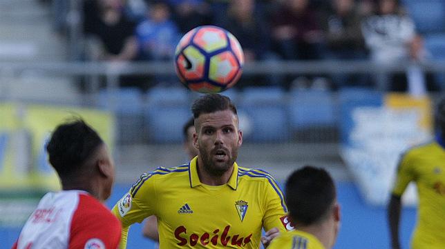 Ortuño sigue sin equipo aunque entrenará en Las Palmas.