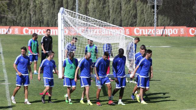 La plantilla del Cádiz CF llega cansada a esta recta final de Liga.
