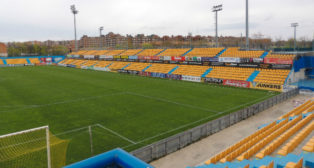 Estadio Santo Domingo de Alcorcón