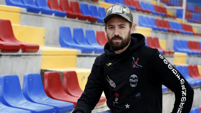 Morales, jugador del Levante.