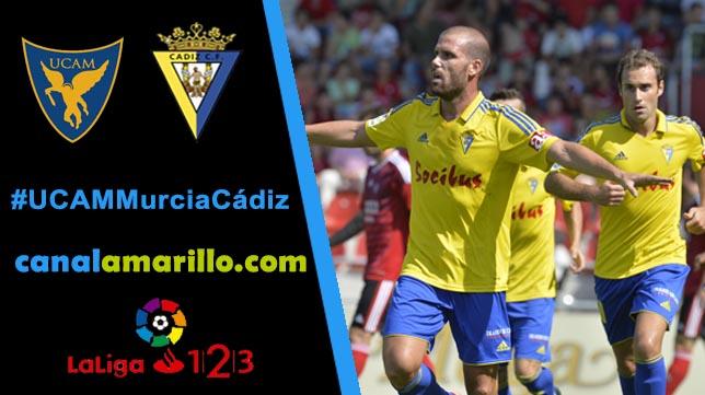 Reencontrase con la victoria, objetivo del Cádiz en Murcia