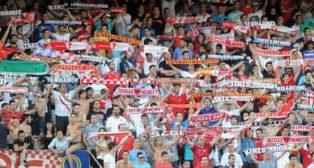 Biris Norte pide que el sevillismo anime al Sevilla Atlético este sábado ante el Cádiz CF.