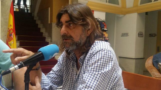 Juan José estuvo hoy en las tertulias de Cope en el hotel Las Cortes.