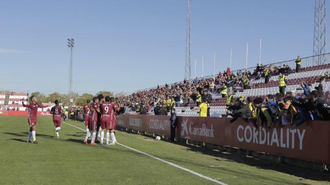 El Cádiz CF regresará al Sánchez Pizjuán tras varios años jugando en la ciudad deportiva del Sevilla.