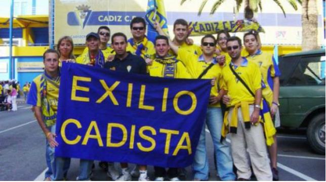 La peña Exilio Cadista formará parte de la FPC (Foto: FPC)