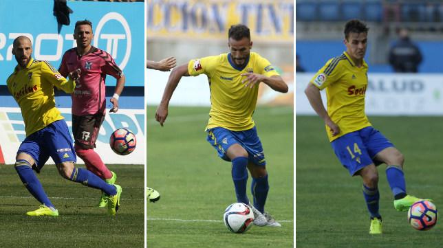 Malón, Servando y Luis Ruiz serán titulares ante el Nàstic de Tarragona.