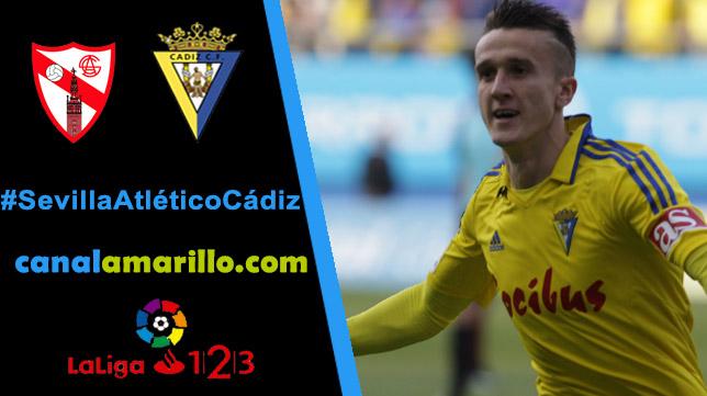 Los tres puntos, objetivo del Cádiz CF en Sevilla