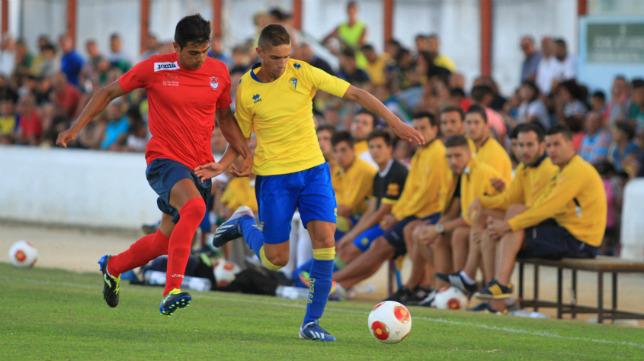 El Cádiz CF volverá a juagr en Barbate una pretemporada más.
