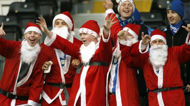 El 'boxing day', una tradición británica por la que el fútbol no descansa en Navidad.